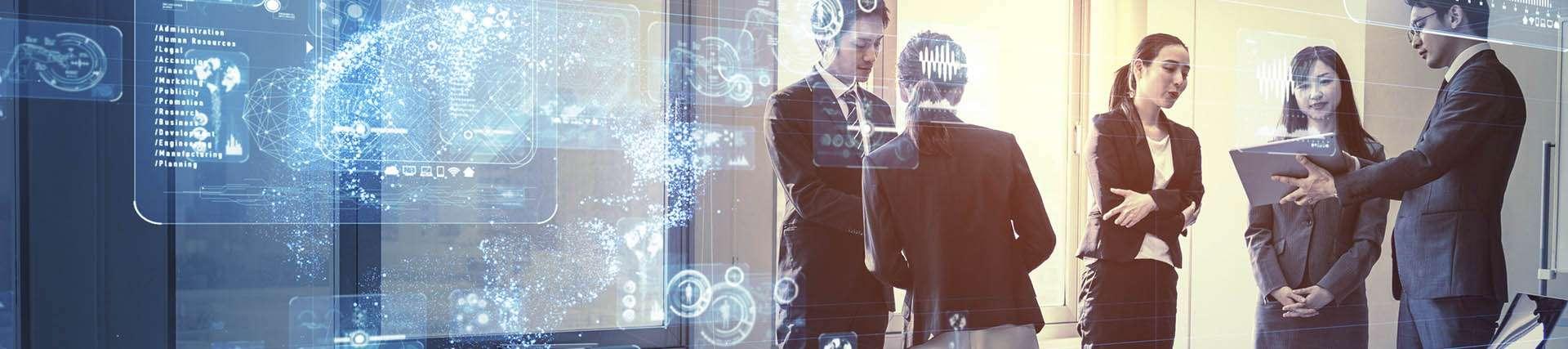 O que é a transformação digital