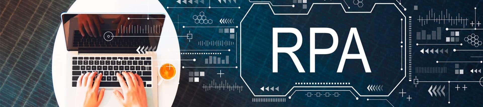 Tecnologia RPA, o eixo da transformação digital